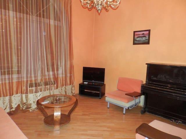 Просторная квартира на пр.Казбеги - Tiflis - Daire