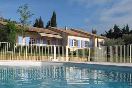 Villa provençale, campagne, calme - Sérignan-du-Comtat