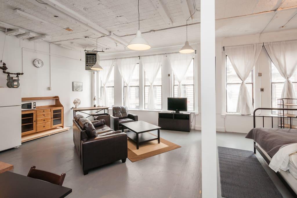 SoHo Nolita Loft Apartment Apartments For Rent In New York New York Unite