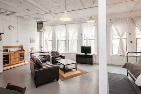 SoHo/Nolita loft apartment