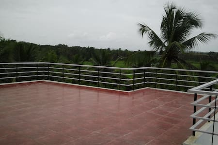 terrace flat in goa at Benaulim GOA