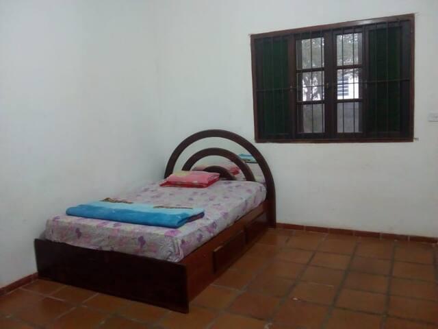 Casa despojada em Gaivotas