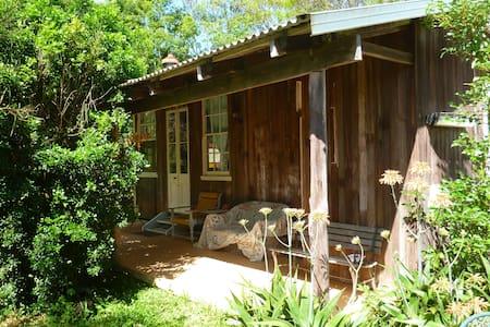 Rustic Mountain Bottlebrush Cottage - Pomona - Cabin