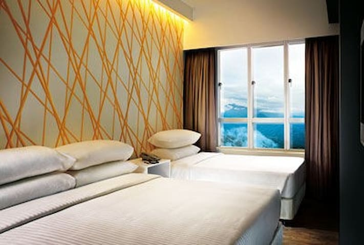 Genting First World Hotel Y5 Triple Room