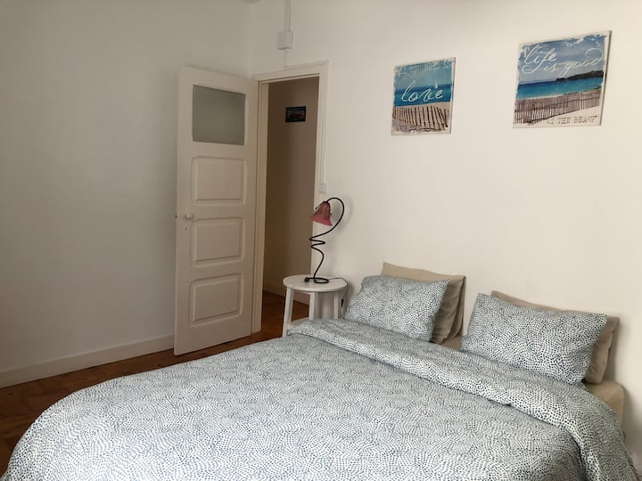 Cozy apartment at Ericeira center