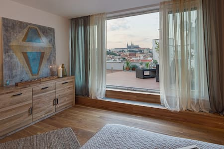 Best View Apartment- right in the heart of Prague - Apartemen