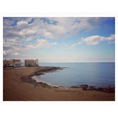 Casa sulla spiaggia -Arianna - Noto - Dom