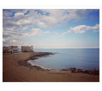 Casa sulla spiaggia -Arianna - Noto