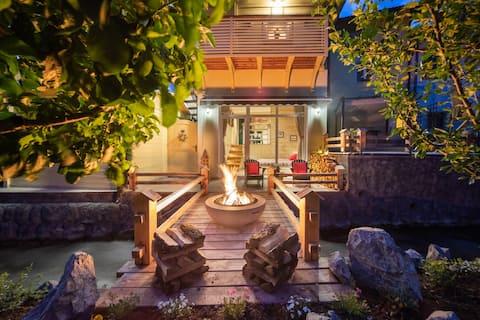 Room Gabrijel  with four seasons outdoor kitchen