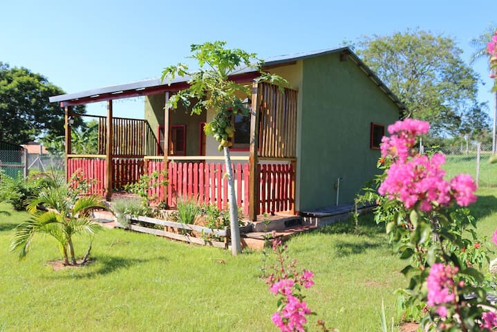 Gemütliches Gästehaus Nähe Asuncion - Aregua