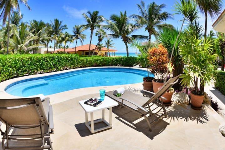 #Mar y Sol Villa - Steps to The Beach...