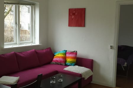 Nice refurbished apartment - Lyngby - Apartment