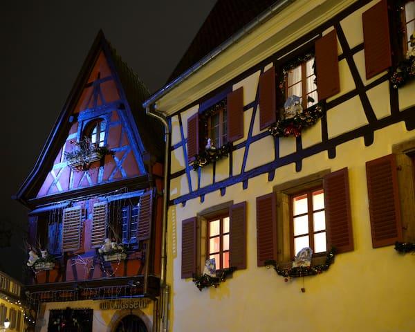 Gîte St. Matthieu - Colmar - Daire