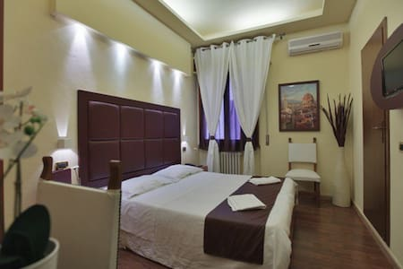 Elegante Camera Singola Wi-Fi - Signa, Firenze - Bed & Breakfast