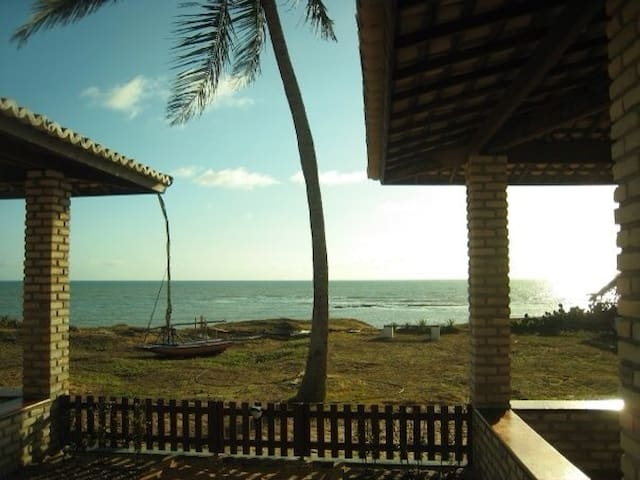 Natal-Caraubasvillage Condominio - Praia de caraubas - บ้าน