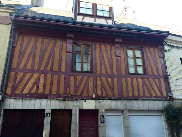 Bel appart type 2 centre historique - Harfleur - Apartamento