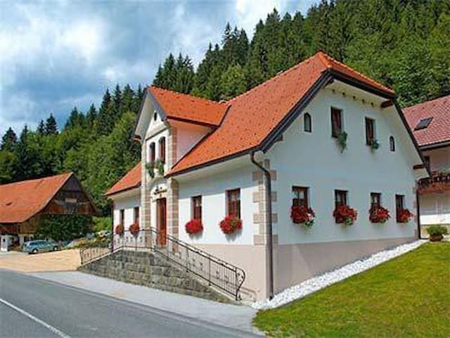 Farm stay Bukovje close to Logarska Valley