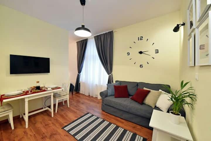 M4You apartments in the center of Zagreb