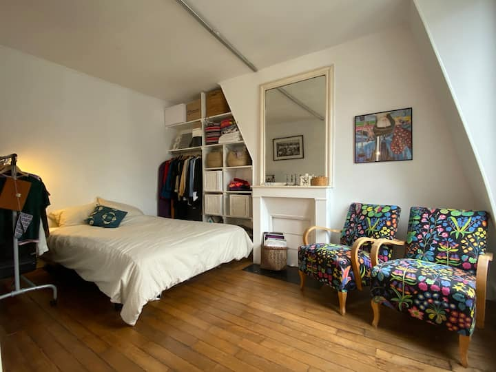 Super cosy apartment close to Canal Saint Martin