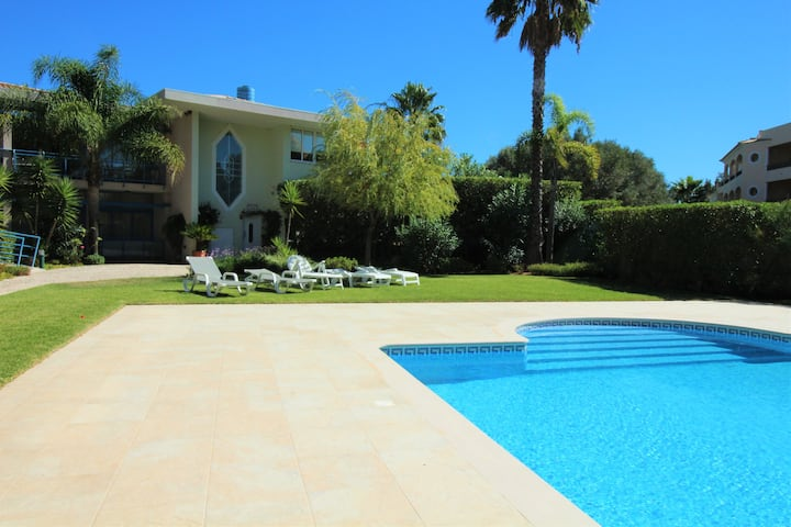 Luxury appartment in Vilamoura , Wifi