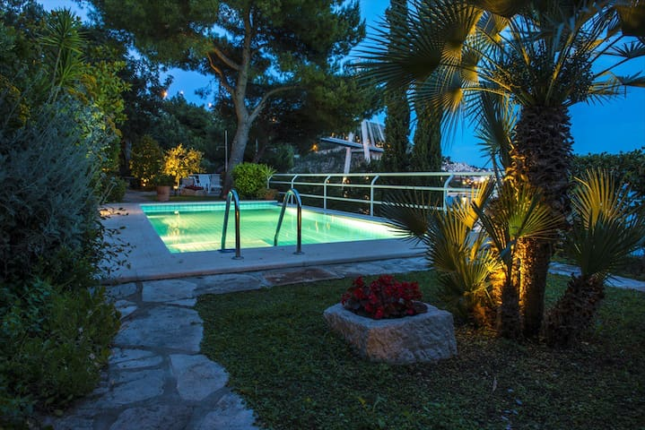 Luxury Villa Nautica on the Dubrovnik coast