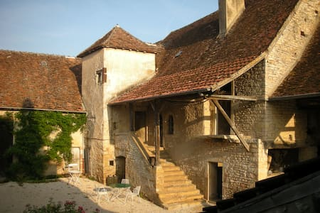 Beautiful old farmhouse | Burgundy - Hus