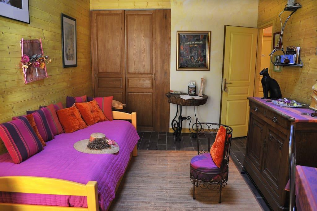 Chambre d 39 h tes suite chambres d 39 h tes louer roanne for Chambre hote alpes