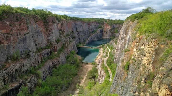 Famous quarry Big America