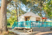 Luxury Yurt available on the same property https://www.airbnb.com/rooms/13254891?s=67&shared_item_type=1&virality_entry_point=1&sharer_id=13885996