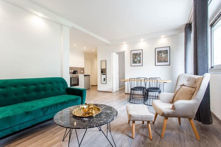 Cosy apartment 4P- Levallois /Anatole France