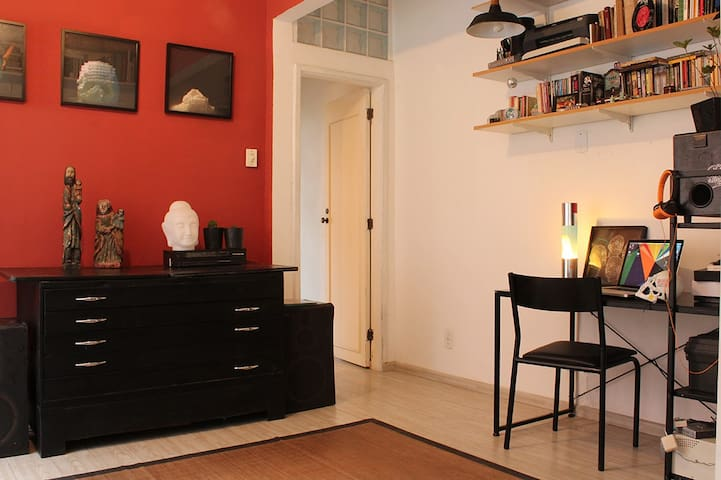 Bucolic place, World Cup available - Rio - Apartment