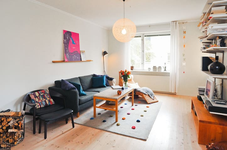 Nice apartment close to Stockholm