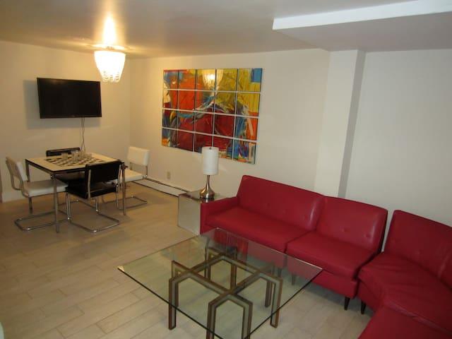 Andy Warhol suite, Asbury Park, NJ