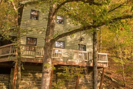 Turner Bend Cottage on the Mulberry River