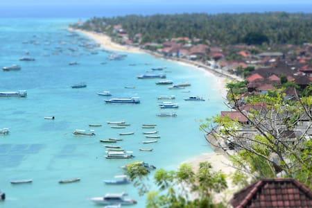 Lembongan Aqua Villas Villa Chantique 1bdrm/pool - Nusapenida
