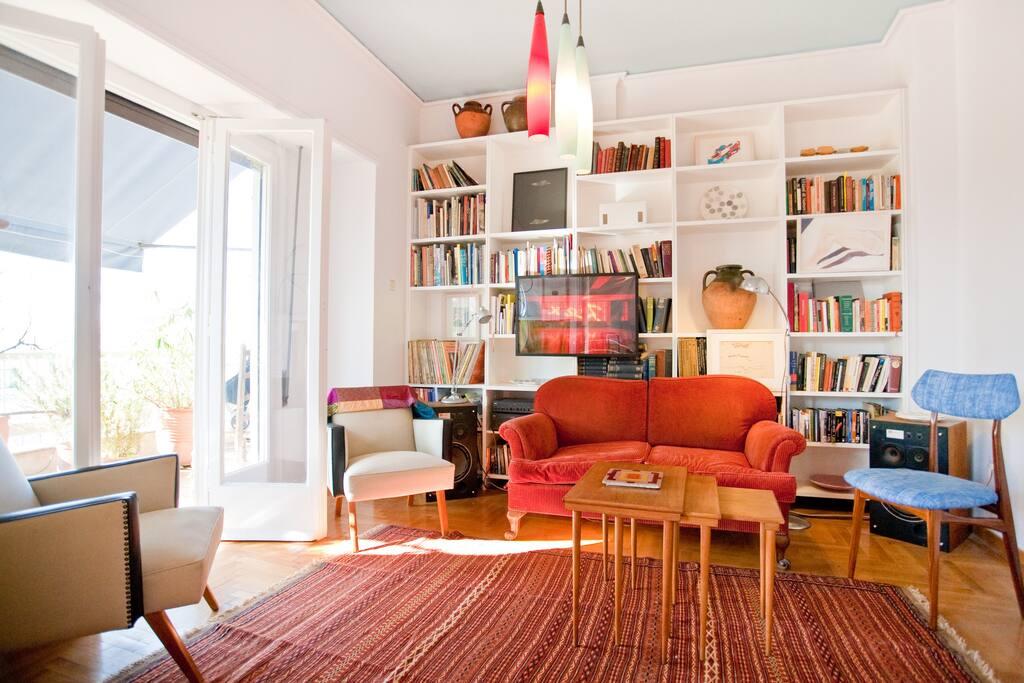 Penthouse apartment - Kolonaki!