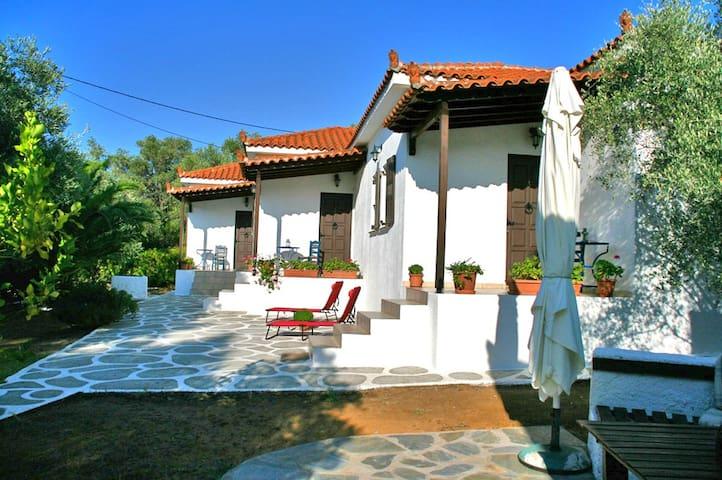 Trikeri villas Melite villa for 4 - Agia Sofia, Trikeri island - Dům