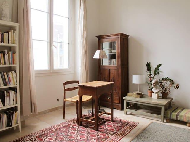 Apartment Marais Vosges Bastille