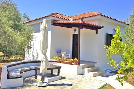 Trikeri villas Dione villa for 4 - Agia Sofia, Trikeri island - Hus