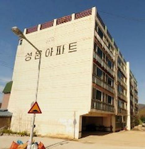 U can rent a whole aprtment  - Yangseo-myeon, Yangpyeong-gun - Byt
