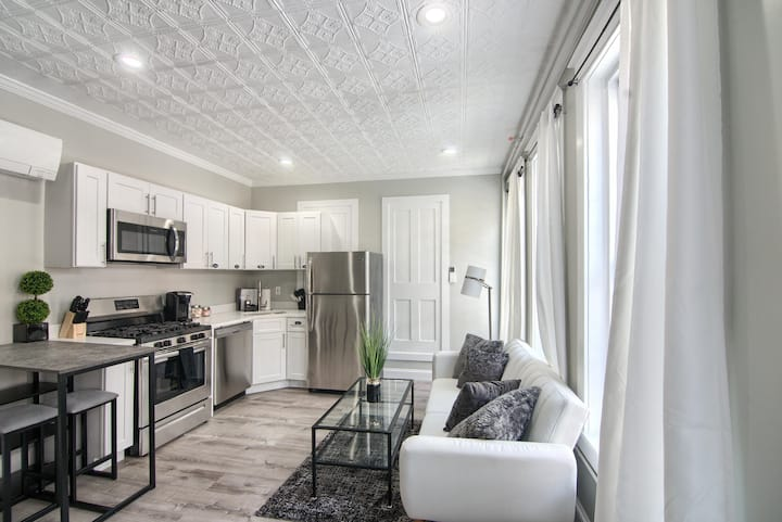 Charming home in the hub of Downtown Albany