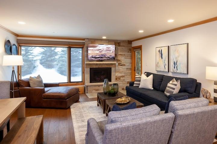 Riva Ridge 660: two bedroom – premier location Vail Village