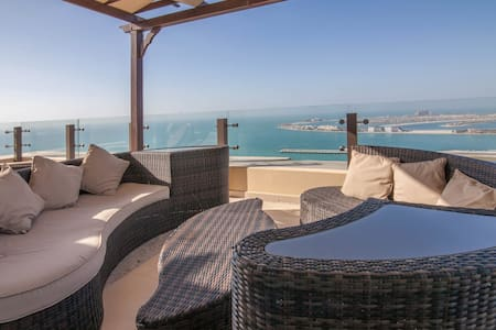 JBR Walck Beach Amazing Penthouse  - 杜拜