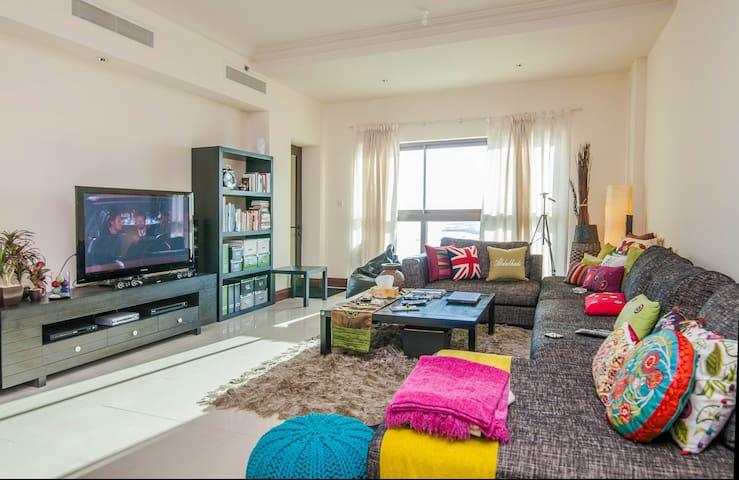 Jumeirah Luxury Flat