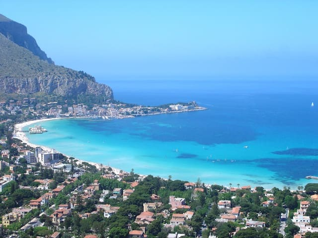 Mondello Luxury Apartment - Palermo