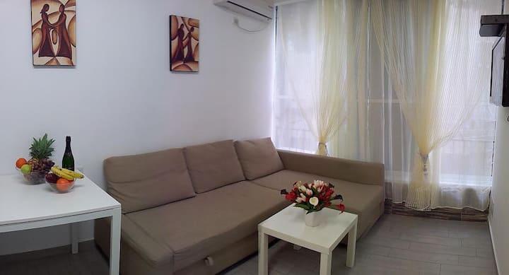 Eden House Apartments Arlozorov 43-2 Bat-Yam