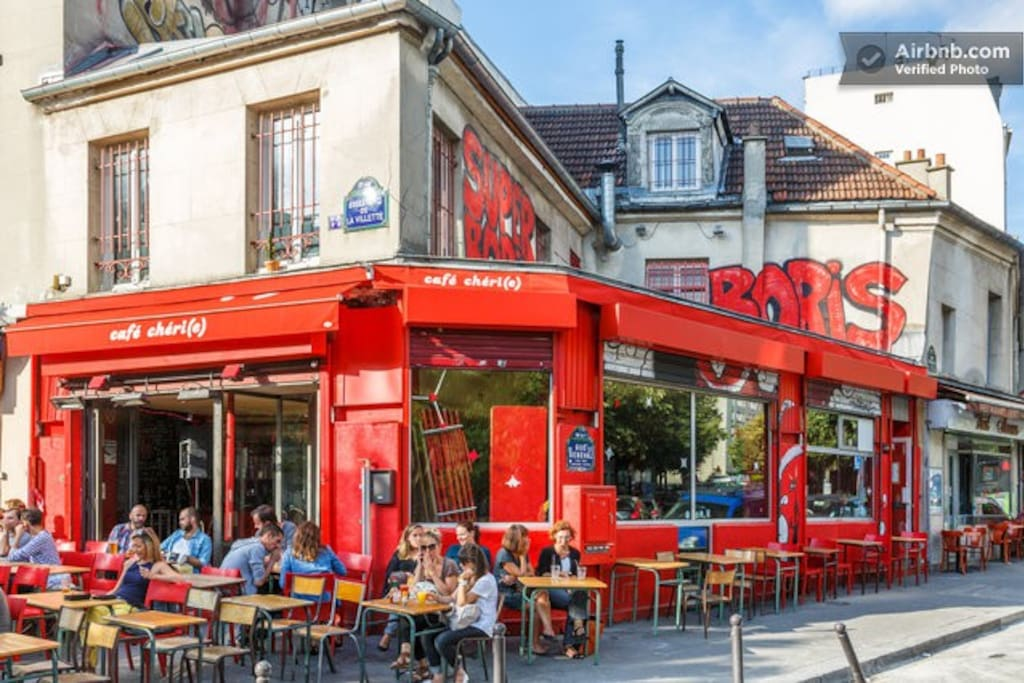 Le Café Chéri(e)