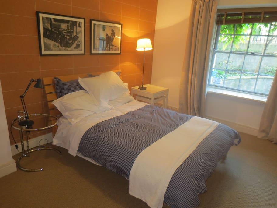 Comfortable, double room