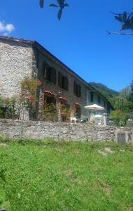Stunning mill house next to river - Badia Prataglia, Toscana, IT - Szoba reggelivel