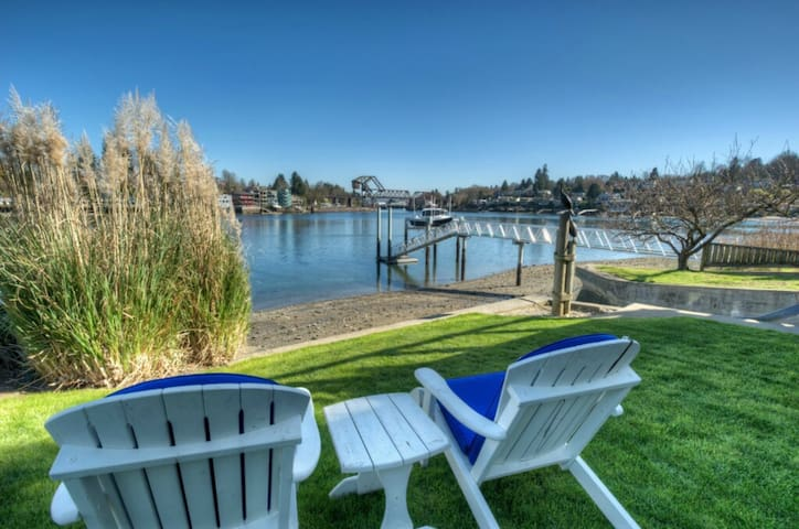 Exhilarating Waterfront House - Kayak with Seals - Seattle - House